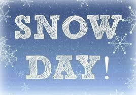 Tuesday's Snow Day & Wednesday's Schedule Change