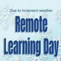 Monday, February 1 - Remote Learning Day