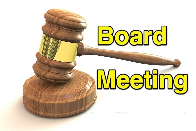 Board Meeting Gavel